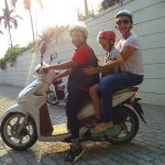 Food tour by motorbike