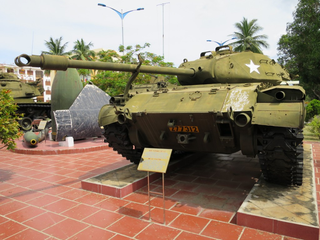5 things to do in Da Nang in rainy days, Zone 5 Military Museum, danang museum, 11 things to do in rainy days in Da Nang