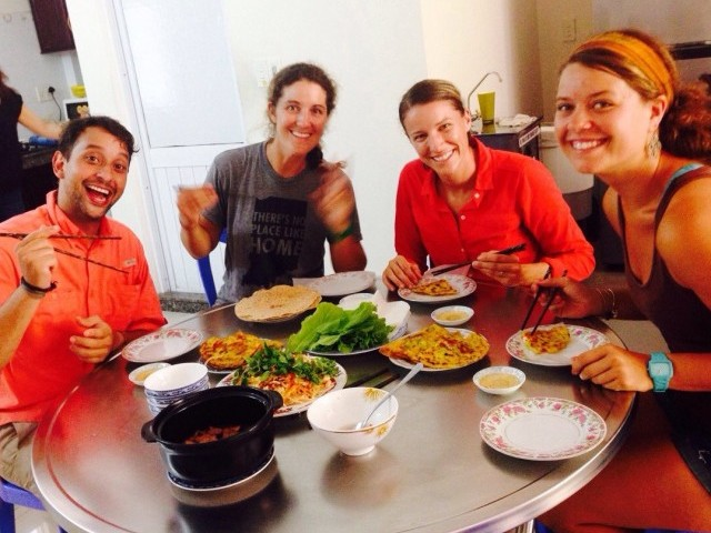 how to choose a cookery class in danang, danang cooking class, cooking class danang, cookery school, vietnam cooking class