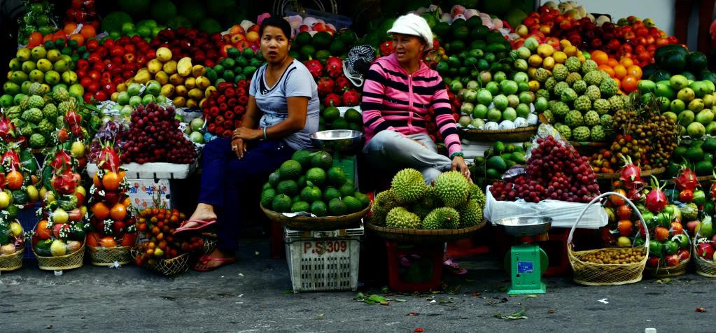 Han market, danang market, han market shopping guide
