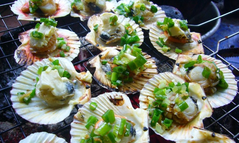 Da Nang Seafood Trail, danang seafood, danang food, danang food tour, danang foodie tour, vietnam