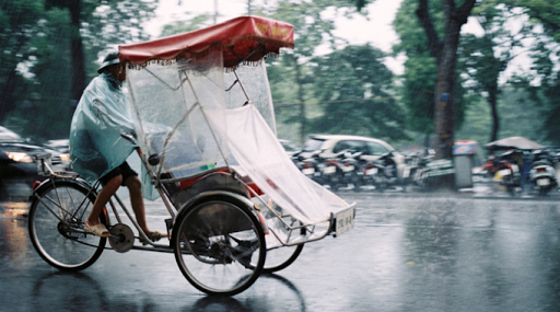 xich lo da nang, things to do in danang, da nang activities, 11 things to do in rainy days in Da Nang