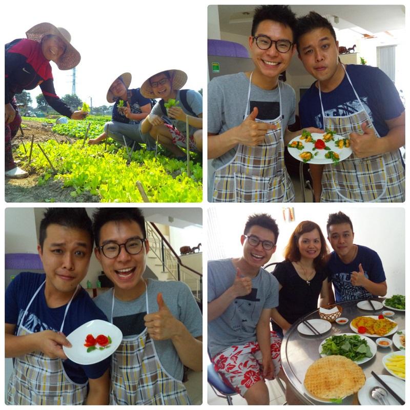 岘港居家烹饪班, Da Nang Home Cooking Class