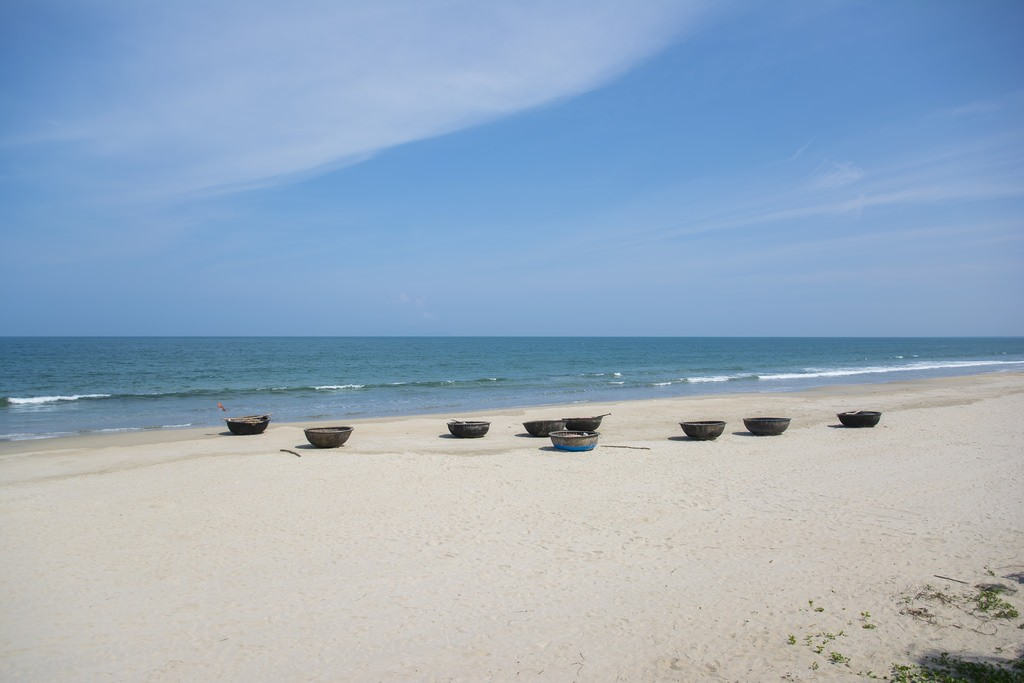 Best 9 Da Nang Beaches Not To Miss, Da Nang Beach- Non Nuoc Beach