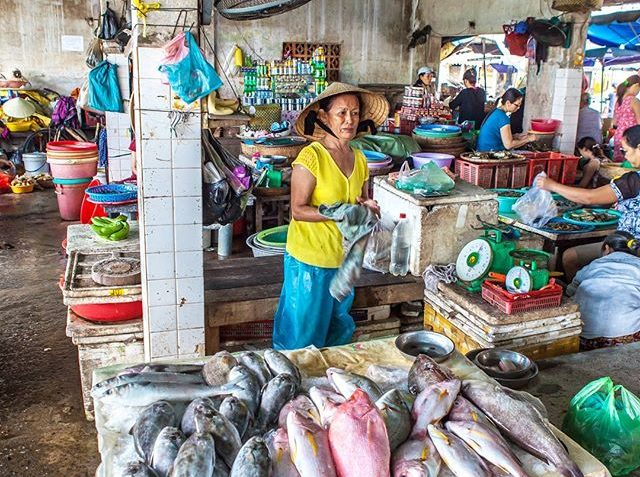 Top 3 Local Markets In Da Nang