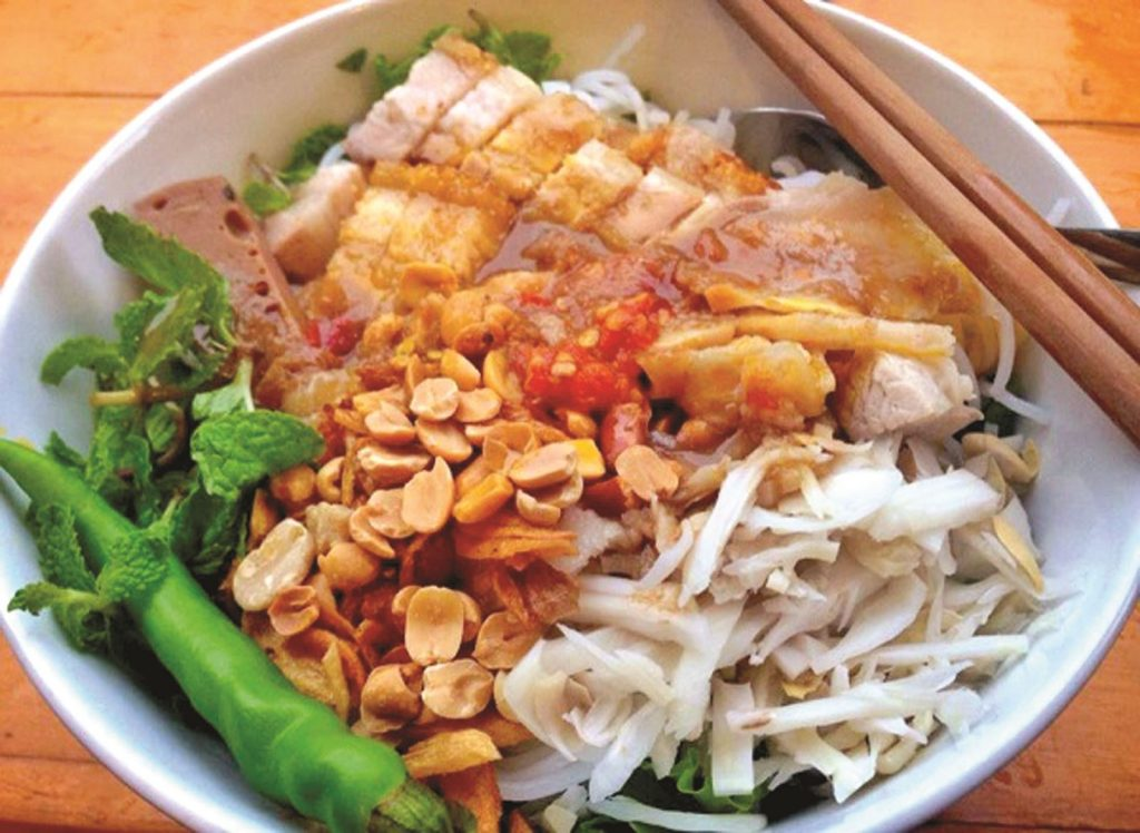 Top 5 Must Try Vermicelli Noodle in Da Nang