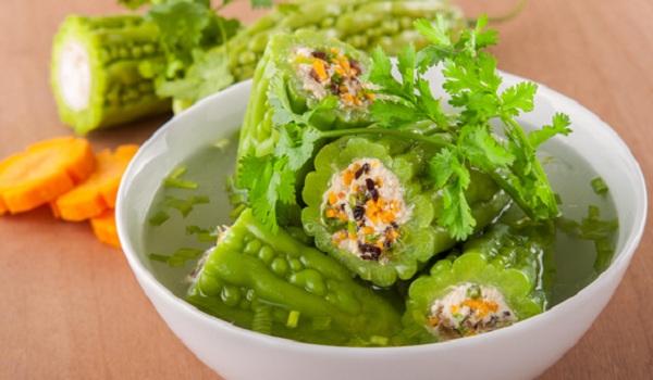 Vegan food in da nang