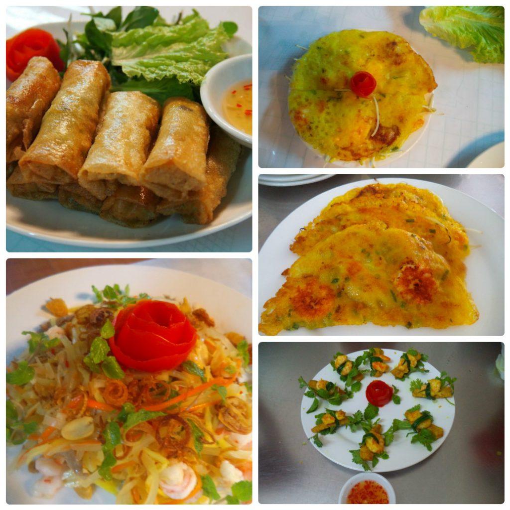 Da Nang Home Cooking Class, Da nang cooking class