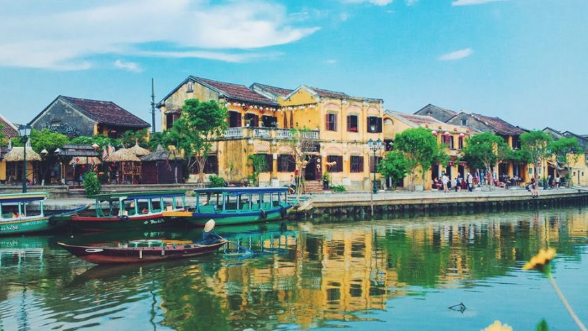 1 day tour to hoi an