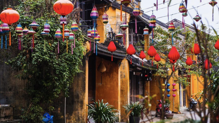 Hoi an tour from Da Nang