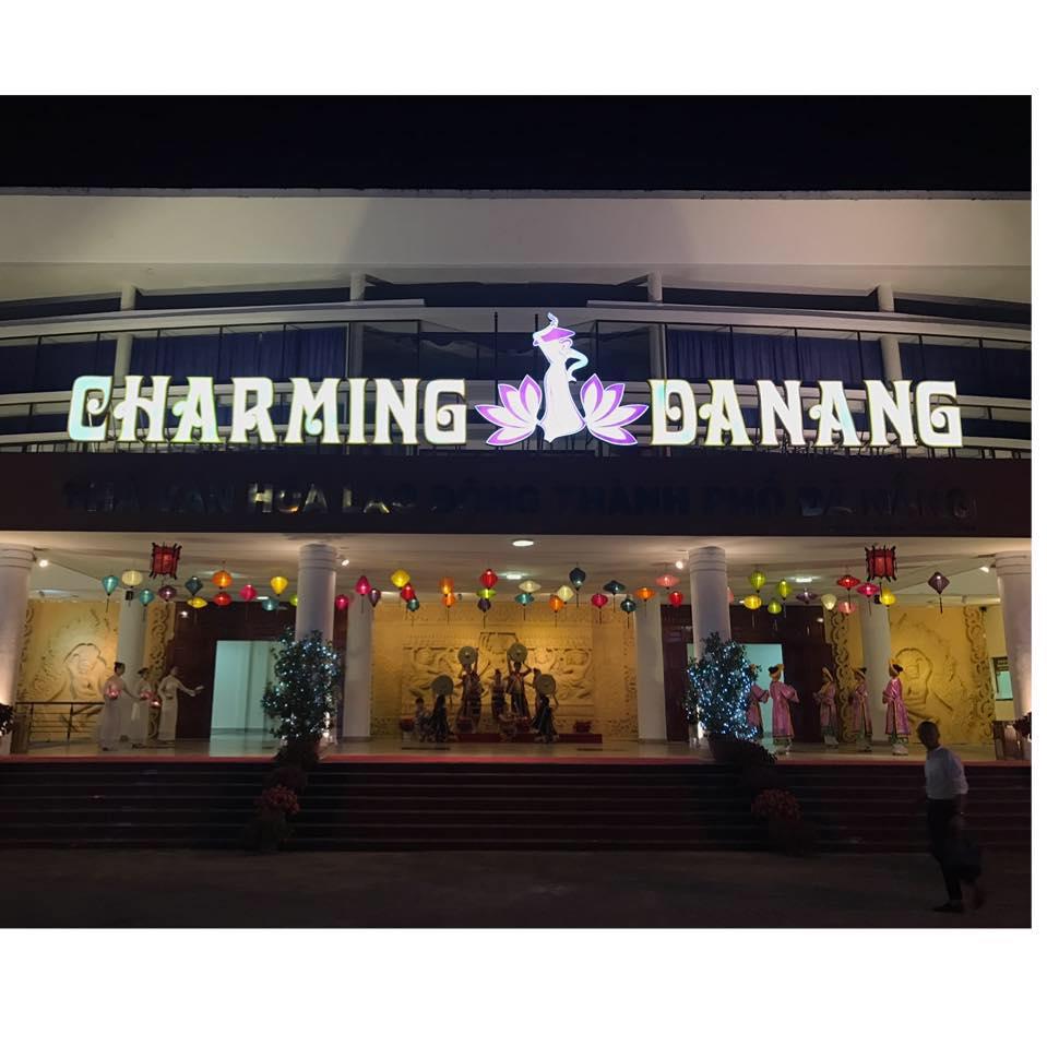 Entrance Gate Charming Da Nang