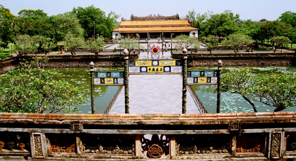 An overview of Hue citadel